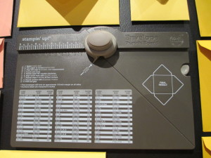 Punch Envelope Board