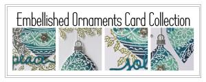 EmbellishedOrnamentCardCollection